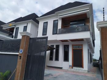 Luxury 4 Bedroom Detached Duplex with Bq, Second Toll Gate, Lekki, Lagos, Detached Duplex for Sale