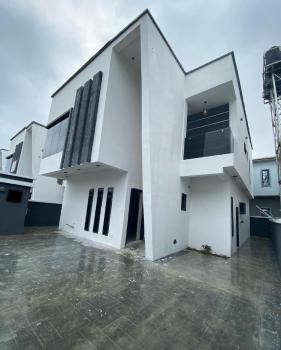 Brand New 4 Bedroom Fully Detached House with a Bq;, Ajah, Ibeju Lekki, Lagos, Detached Duplex for Sale