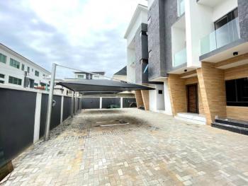 Newly Built 4 Bedroom Terrace with a Bq, Nike Gallery, Ikate Elegushi, Lekki, Lagos, Terraced Duplex for Rent