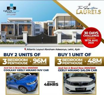 The Signature Laurels- World Class Fully Furnished 3 Bedroom Penthouse, Ajah, Lagos, House for Sale