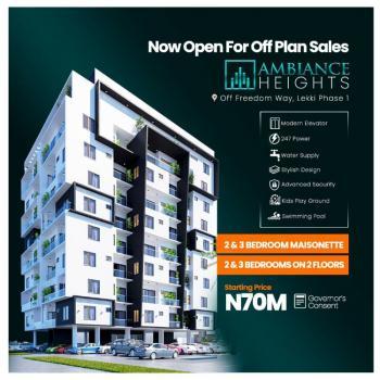Beautiful Apartment, Off Freedom Way, Lekki Phase 1, Lekki, Lagos, Flat / Apartment for Sale