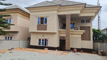 Executive 4 Bedroom Fully Detached Duplex with 1 Bedroom Bq (c of O), Corridor Estate, Independence Layout, Enugu, Enugu, Detached Duplex for Sale