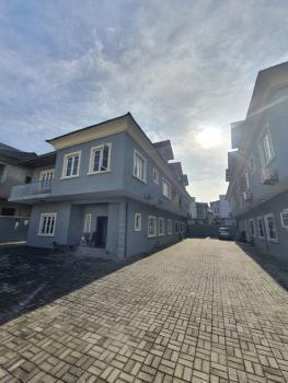 Magnificent 4 Bedroom Terrace Now Available, Lekki Phase 1, Lekki, Lagos, Terraced Duplex for Rent