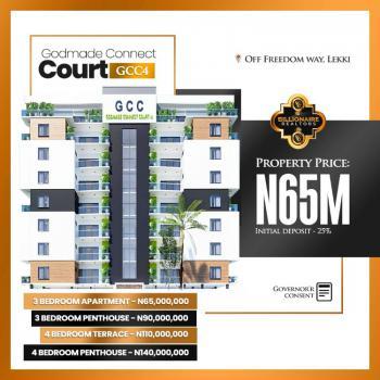 Very Beautiful Apartment, Its Off Freedom Way, Lekki Phase 1, Lekki, Lagos, Flat / Apartment for Sale