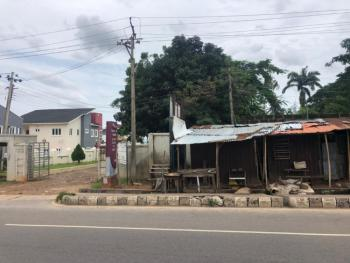 Strategic Commercial 4500m²  Prime Land on a Major Road, Beside Jericho Hospital, Jericho, Dugbe (onireke), Ibadan North-west, Oyo, Commercial Land for Sale