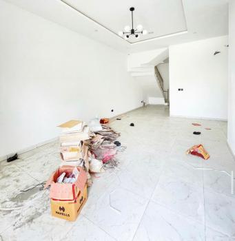 Brand New 4 Bedroom Semi-detached House, Osapa, Lekki, Lagos, Semi-detached Duplex for Rent