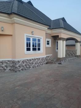 Brand New 3 Bedroom Bungalow with 2no. of Mini Flat, Sabo, Shagamu, Ijebu Ode, Ogun, Detached Bungalow for Sale