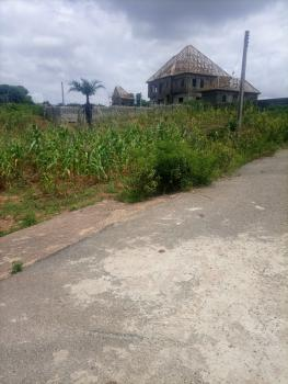 Residential Plot of Land in Estate Whose Infrastructures, Nnpc Estate After Paradise Estate, Life Camp, Abuja, Residential Land for Sale