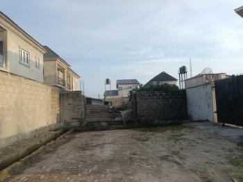 869 Sqms of Dry Land Fenced and Gated, Road 27, Lekki Peninsula Scheme 2 Off Ogombo Road Ajah, Lekki Phase 2, Lekki, Lagos, Residential Land for Sale