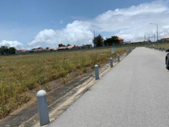Well Located Serviced 1200 Sqm of Bare Land, Twin Lake Estate, Chevron, Lekki, Lagos, Residential Land for Sale