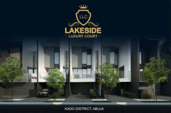 Luxury 4 Bedroom Duplex, Jabi, Abuja, Terraced Duplex for Sale