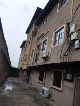 Spacious 3 Bedroom Flat, Off Shipeolu Street, Onipanu, Shomolu, Lagos, Flat / Apartment for Rent