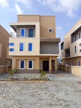 Luxury 4 Bedroom Fully  Detached Duplex with a Bq, Amazing Court, Mabushi, Abuja, Detached Duplex for Rent