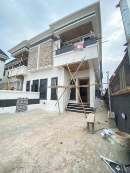Newly Built 4 Bedroom Semidetached Duplex and a Room Bq, Ikota, Lekki, Lagos, Semi-detached Duplex for Sale
