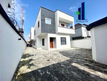 Exquisite 5 Bedrooms Duplex with Bq, Lekki Phase 1, Lekki, Lagos, Detached Duplex for Sale