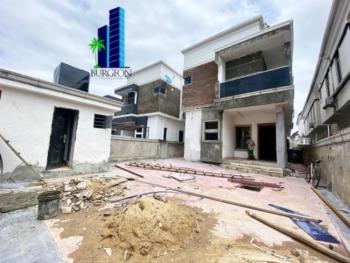 Brand New 5 Bedrooms Duplex with Bq, Osapa, Lekki, Lagos, Detached Duplex for Sale