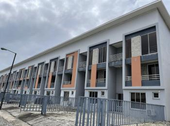 Well Finished Fully Serviced 4 Bedroom Terrace with a Room Bq, Lekki Phase 1, Lekki, Lagos, Terraced Duplex for Rent