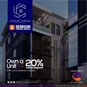Luxury 4 Bedroom Terrace Duplex, Ologolo, Lekki, Lagos, Terraced Duplex for Sale