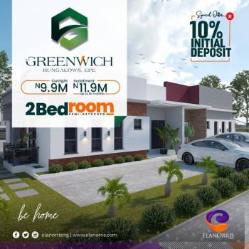 Luxury 2 Bedroom Semi-detached Bungalow, Odo Ragunshi, Epe, Lagos, Semi-detached Bungalow for Sale