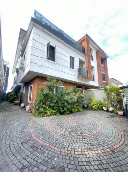 Super Spacious 5 Bedroom Semi Detached Duplex, Lekki Phase 1, Lekki, Lagos, Semi-detached Duplex for Sale