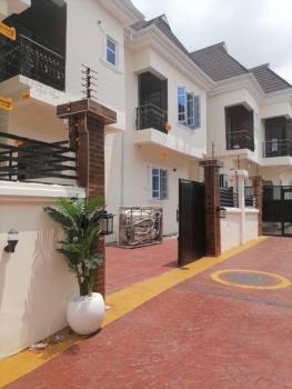 Newly Built Luxury 4 Bedroom Fully Detached Duplex + Bq, Karaole Estate, Along College Road, Ogba, Ikeja, Lagos, Detached Duplex for Sale