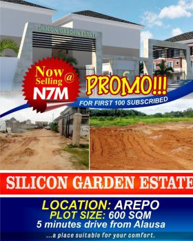 C of O, Berger, Arepo, Ogun, Land for Sale