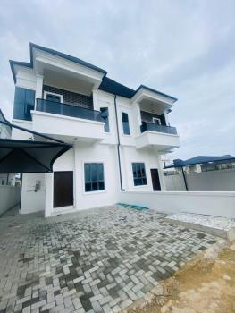 4 Bedroom Semi Detached Duplex with a Room Bq, Agungi, Lekki, Lagos, Semi-detached Duplex for Rent