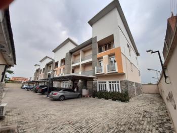 Tastefully Finished and Furnished (5) Bedroom Duplex with a Room Bq, Ikeja Gra, Ikeja, Lagos, Terraced Duplex for Rent