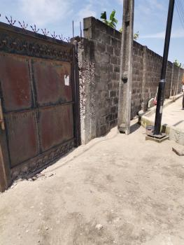 2 Plots Fenced and Gated on Paved Road, Moba Town, Off Mobil Road, Ilaje, Ajah, Lagos, Residential Land for Sale