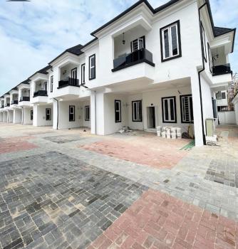 Newly Built 4 Bedroom Terrace Duplex;, Second Tollgate., Lekki, Lagos, Terraced Duplex for Rent