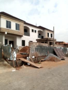 4  Bedrooms Semi-detached Duplex with Bq, Off Ifeanyi Ubah Crescent, Omole Phase 2, Ikeja, Lagos, Semi-detached Duplex for Sale