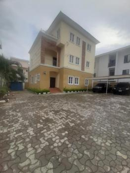 Newly Reburbished Luxury 5 Bedroom Fully Finished and Fully Serviced, Fct, Guzape District, Abuja, Detached Duplex for Rent