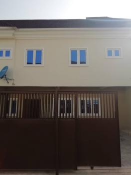 4 Bedroom Terrace Self Compound Governor Consent, Ikota, Lekki, Lagos, Terraced Duplex for Sale