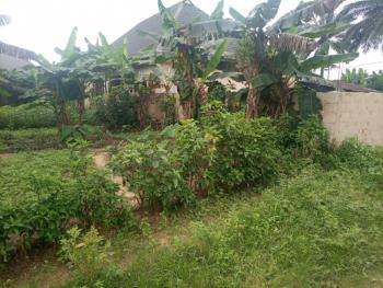 Well Located and Table Dry Land, Cornerstone Off Nta Road , Uzuoba, Port Harcourt, Rivers, Residential Land for Sale