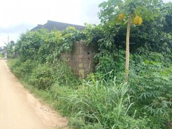 Well Located and Table Dry Land, Cornerstone Uzuoba Off Nta Road, Port Harcourt, Rivers, Residential Land for Sale