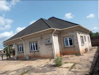 Finished Ensuite 3 Bedroom Bungalow, Behind Tipper Garage Obada Oko Estate, Obada Oko, Abeokuta South, Ogun, Detached Bungalow for Sale