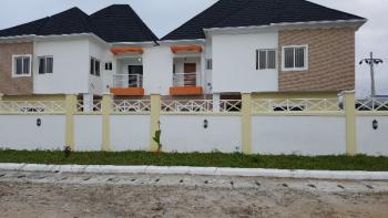 Massive, Brand New And Luxuriously Finished 4 Bedroom Semi-detached Duplex With Large Sit-out, Ikate Elegushi, Lekki, Lagos, 4 bedroom, 6 toilets, 5 baths Semi-detached Duplex for Sale