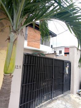 4 Bedroom Duplex + 2 Living Rooms & 2 Bedroom Bungalow at The Back (bq, in an Estate, Adeniyi Jones, Ikeja, Lagos, Detached Duplex for Rent