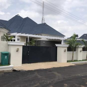 Smart 3 Bedrooms Fully Detached Bungalow with a Bq Sitting on 750sqm, Galadimawa, Abuja, Detached Bungalow for Sale