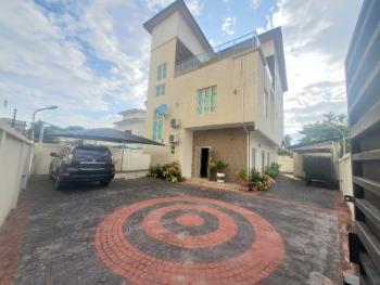 4 Bedroom Fully Detached with Bq, Big Compound, Parkview Estate, Parkview, Ikoyi, Lagos, Detached Duplex for Sale