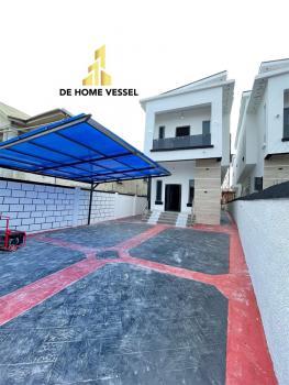 Sleek & Contemporary 5 Bedroom Fully Detached Duplex, Ajah, Lagos, Detached Duplex for Sale