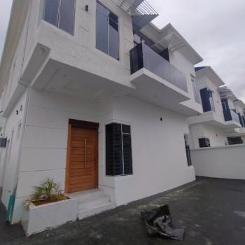 Exquisite 4 Bedroom Fully Detached Duplex, Lekki Phase 1, Lekki, Lagos, Detached Duplex for Rent
