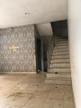 Lovely Spacious 2 Bedroom Duplex with Car Park & Prepaid Meter, Yaba, Lagos, Semi-detached Duplex for Rent
