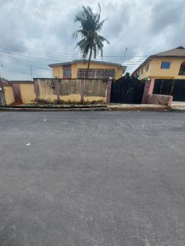 Well Maintained Block of Flats, Off College Road, Ogba, Ikeja, Lagos, Flat / Apartment for Sale