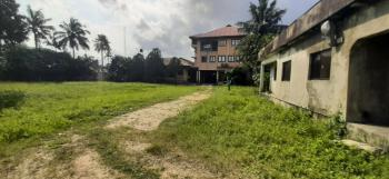 Well Located  Two Plots of Land, Mission Avenue, Off Peter Odili Road, Trans Amadi, Port Harcourt, Rivers, Residential Land for Sale