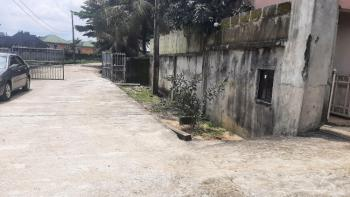 Well Located, Fenced and Gated 6 Plots of Land with 6 Bedroom Bungalow, Amaechi Drive, Gra Phase 3, Port Harcourt, Rivers, Residential Land for Sale