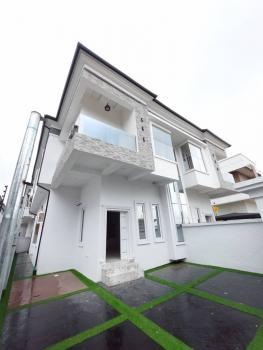 Lovely 4 Bedroom Semidetached Duplex and 1 Bq, Chevron Drive, Lekki Phase 2, Lekki, Lagos, Semi-detached Duplex for Sale