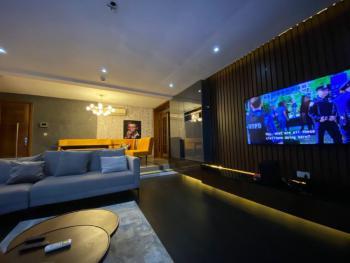 Comfortable 3 Bedrooms, Dideolu Estate, Victoria Island (vi), Lagos, Flat / Apartment Short Let