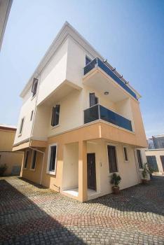 5 Bedrooms Fully Detached Duplex on Two Floors, Osapa London, Lekki, Lagos, Detached Duplex for Sale