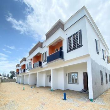 3 Bedroom Terrace Duplex with a Room Bq, Ikota, Lekki, Lagos, Terraced Duplex for Sale